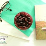 Blueberry Beet Booster – Energy Smoothie
