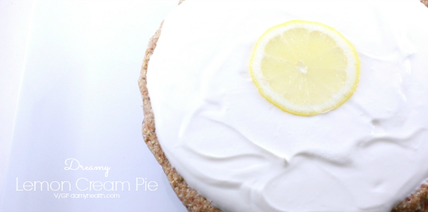 Dreamy Lemon Cream Pie