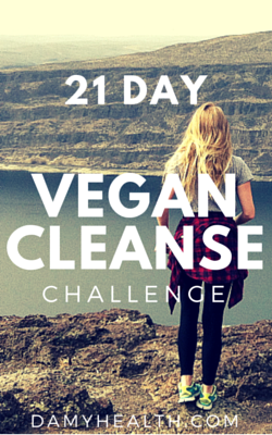 The Best 21 Day Vegan Cleanse