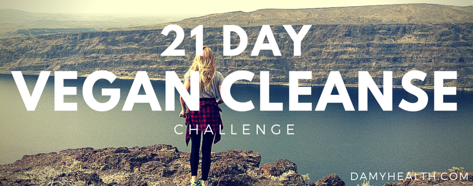 The Best 21 Day Vegan Cleanse Challenge