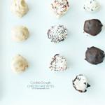 Cookie Dough Cheesecake Bites