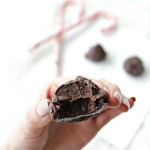 Rich Double Dark Chocolate Truffles