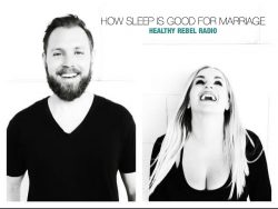 how sleep is good for marriage