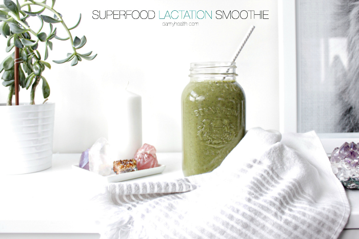 Superfood Lactation Smoothie