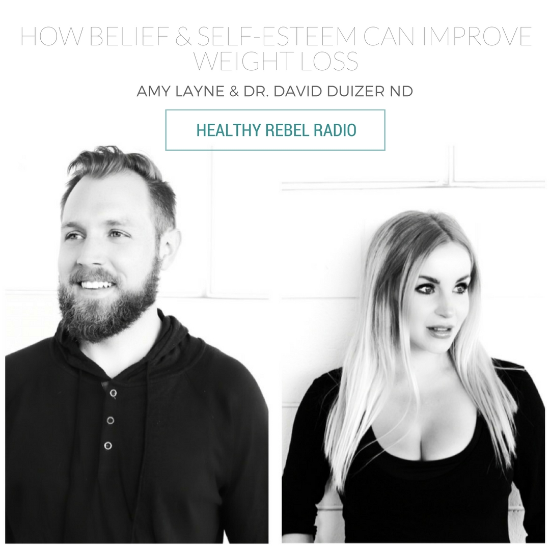 Epi 133: How belief and self-esteem can improve weight loss