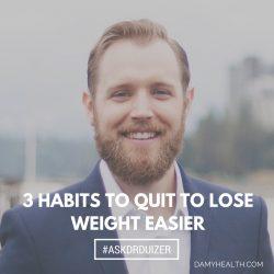 habits to quit