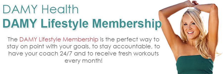 DAMY Lifestyle Membership