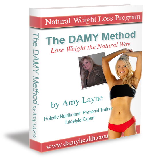DAMY Method Natural Weight Loss