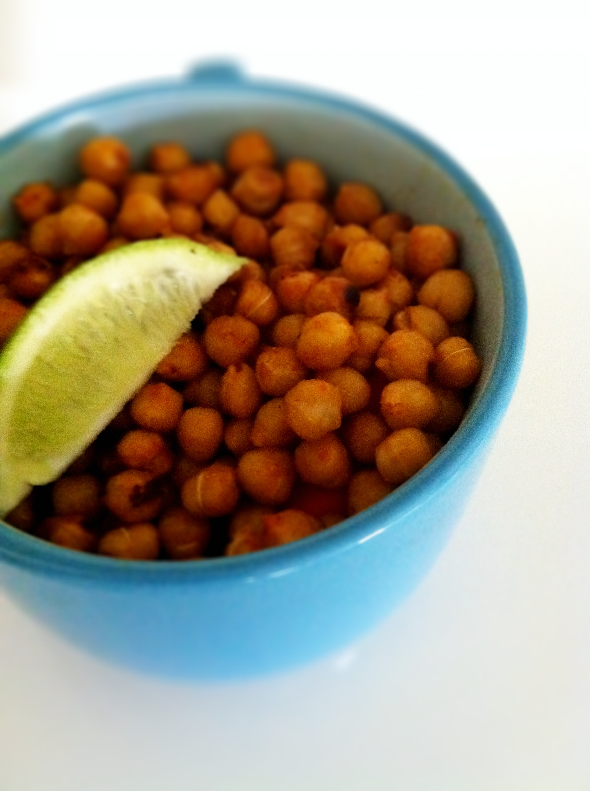 Candied Roasted Chickpeas (plus 8 more chickpea recipes)