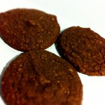 Healthy Chocolate Fudge Cookies (gluten-free, flourless and high protein)