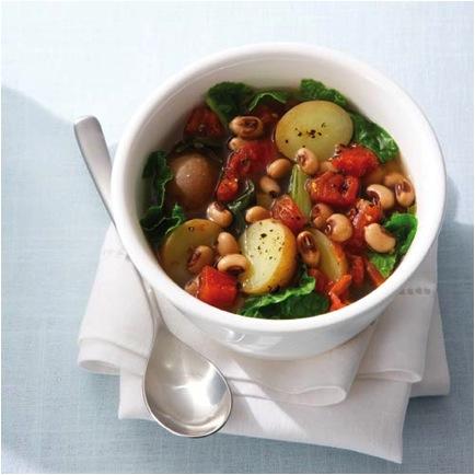 Quick Veggie Stew