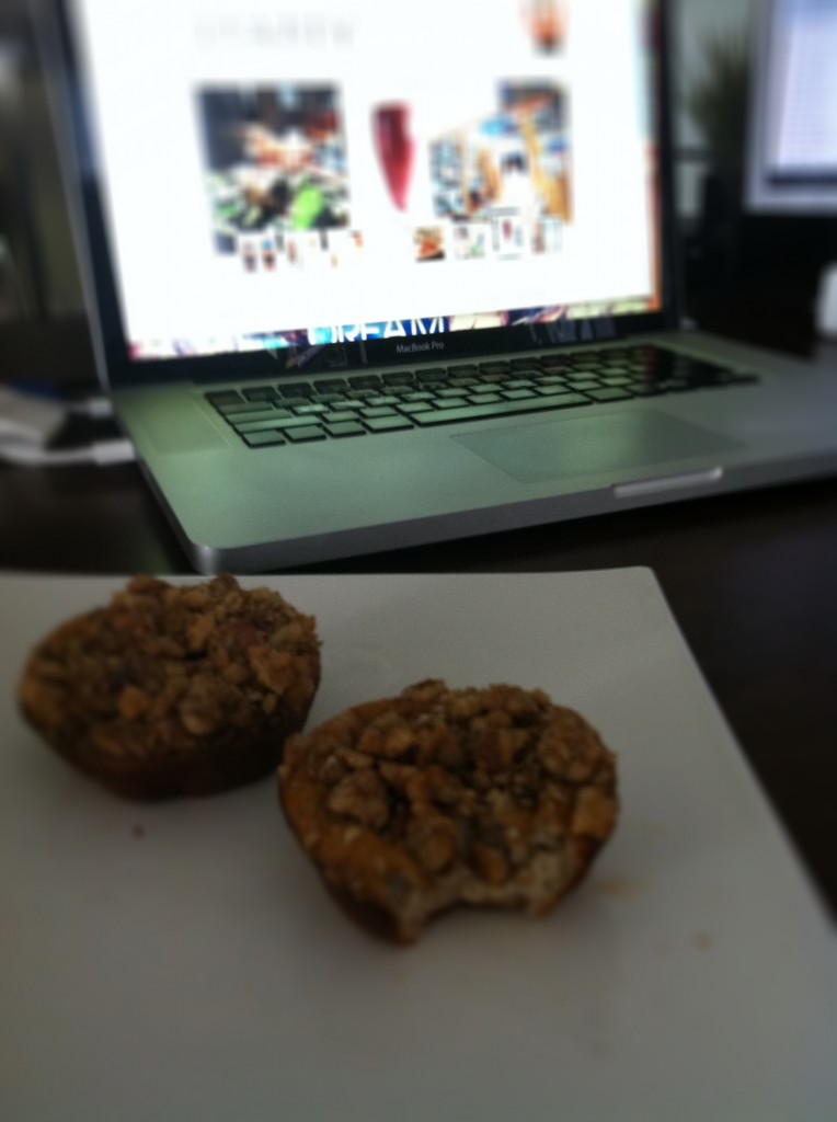Amy Layne's Healthy Banana Muffins