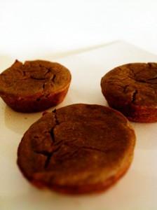 Matcha Protein Muffins