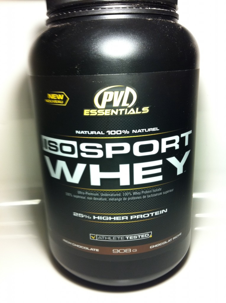 PVL Chocolate Protein Powder
