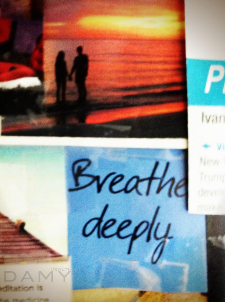 Breathe Deeply Amy Layne