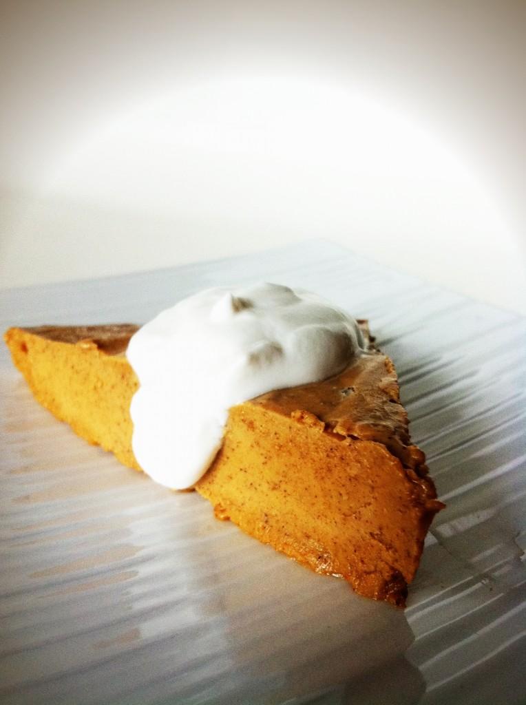 Recipe for Pumpkin Cheesecake