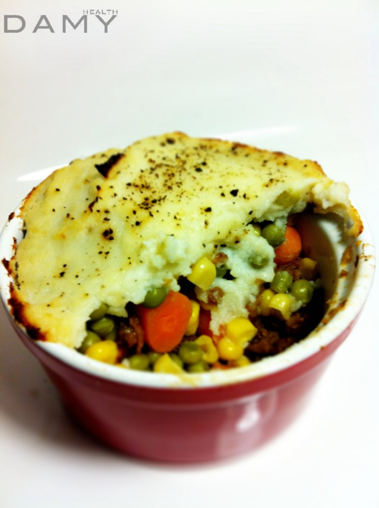 Low Carb Shepards Pie