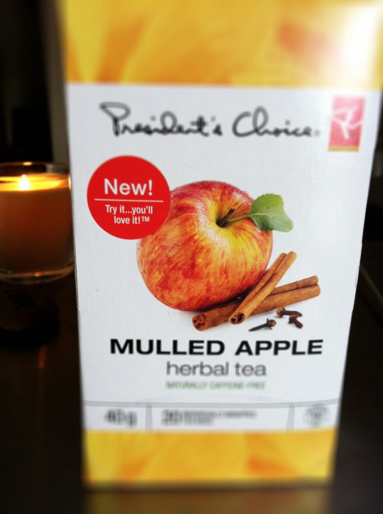 Mulled Apple Herbal Tea