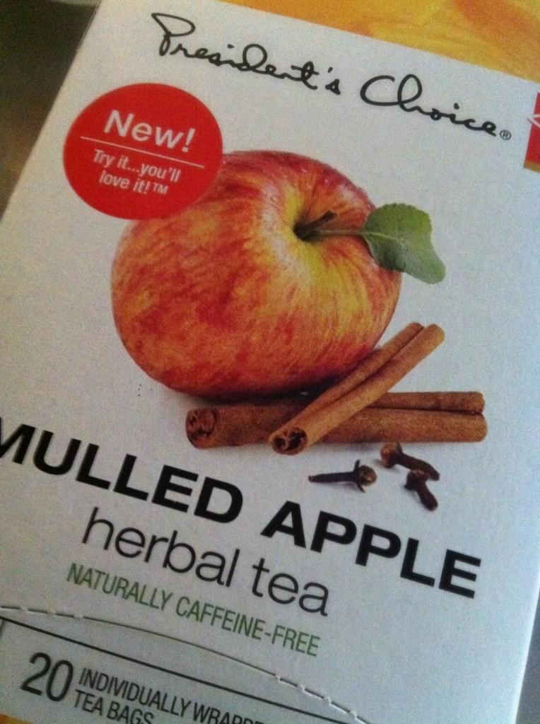 PC Mulled Apple Herbal Tea