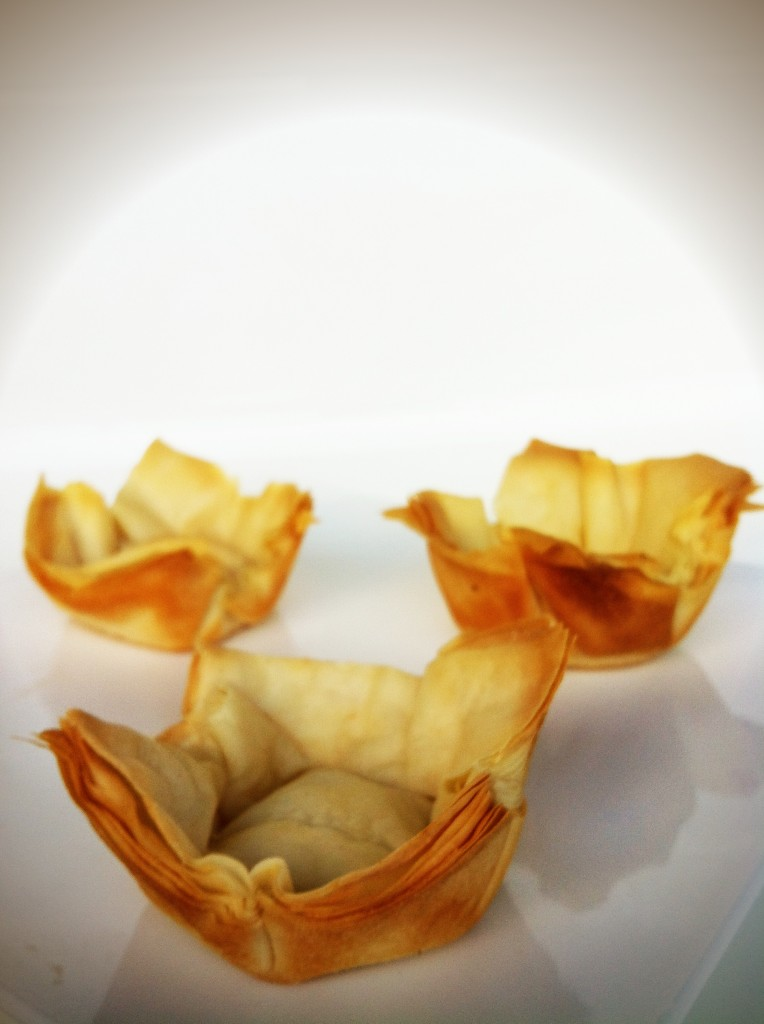 How To Make Phyllo Pastry Cups