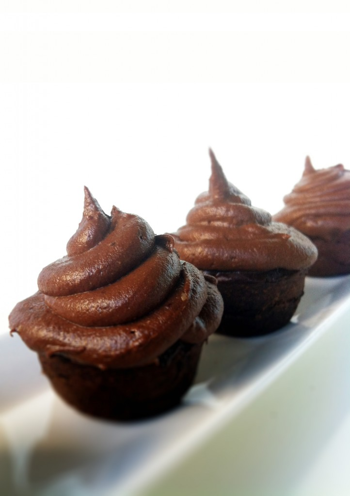 Clean eating cupcakes