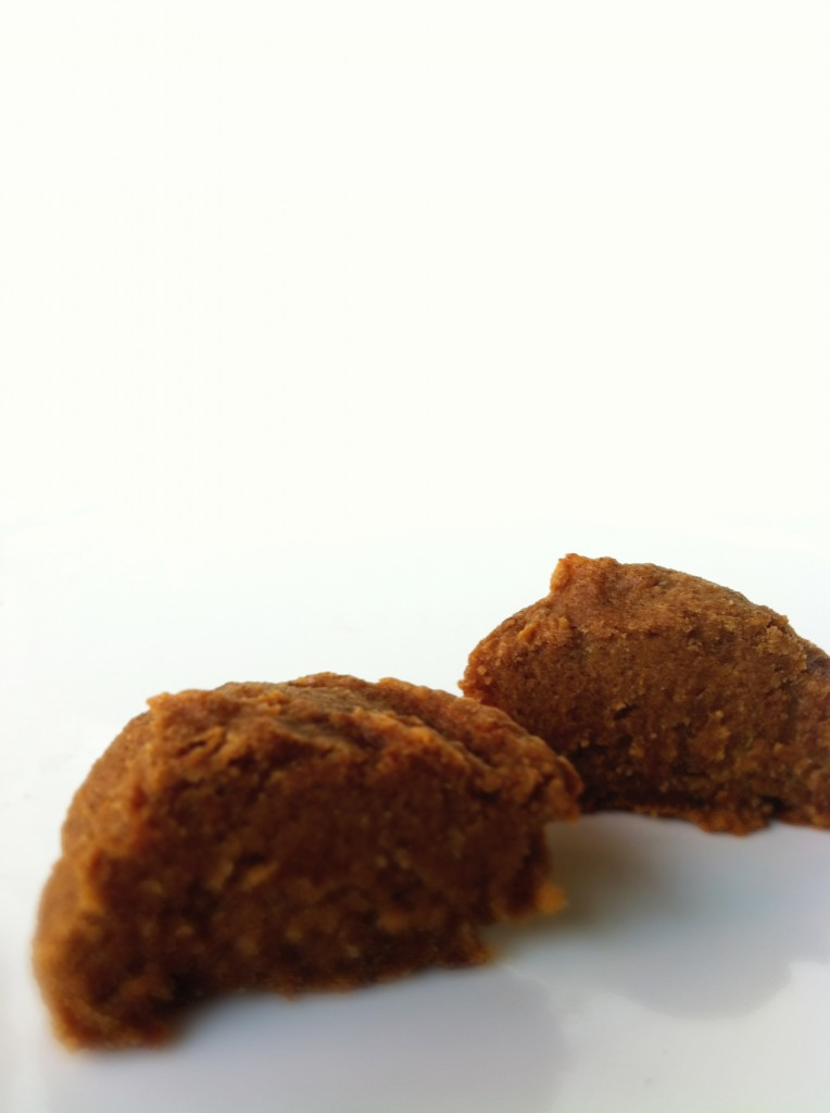 Healthy Ginger Snap cookies