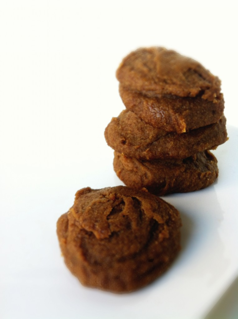 Low Fat Ginger Snap Cookies