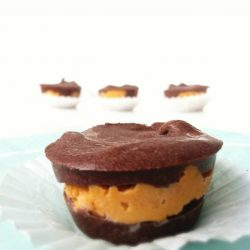 Clean Eating Healthy Peanut Butter Cups