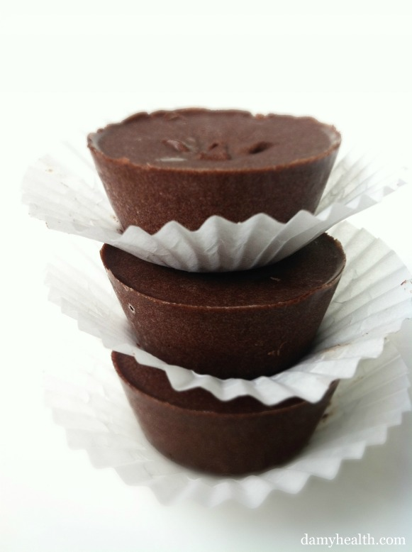 Coconut Oil Chocolates