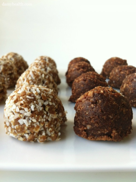 Healthy superfood macaroons