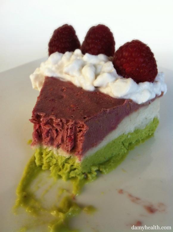 Vegan Icecream Cake