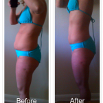 Steph's Bikini Body Success