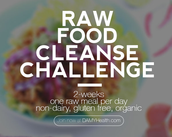 Raw Food Cleanse Challenge