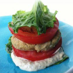 Raw Vegan BLT