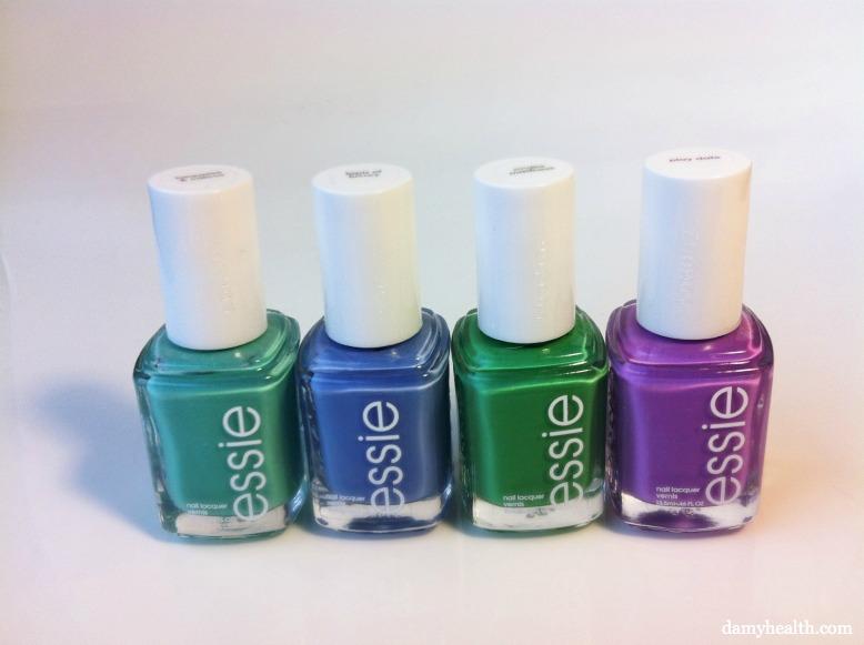 Essie Nail Polish – My Current Summer Favorites