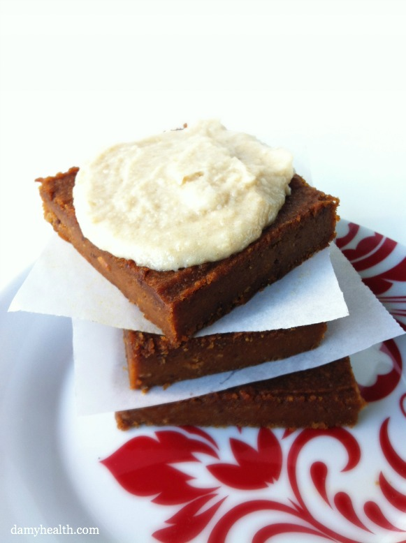 Vegan Gluten Free Gingerbread Cake