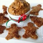 Cinnamon Sugar Chips with Pecan Pie Dip (Vegan/GF)