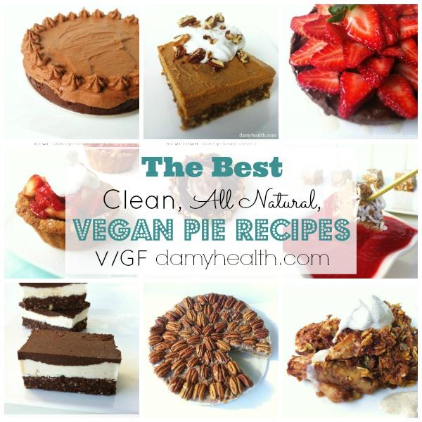 Vegan Pie Recipes