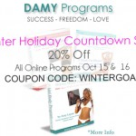 Winter Holiday Countdown Sale