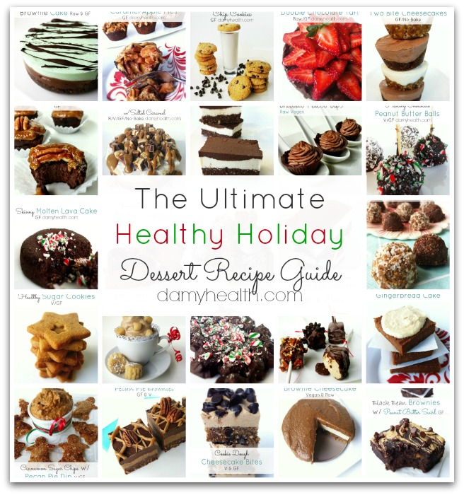 The Ultimate Healthy Holiday Dessert Recipe Guide