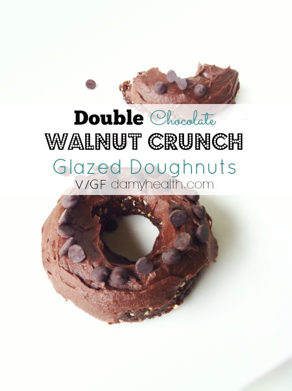 Clean Double Chocolate  Doughnuts1