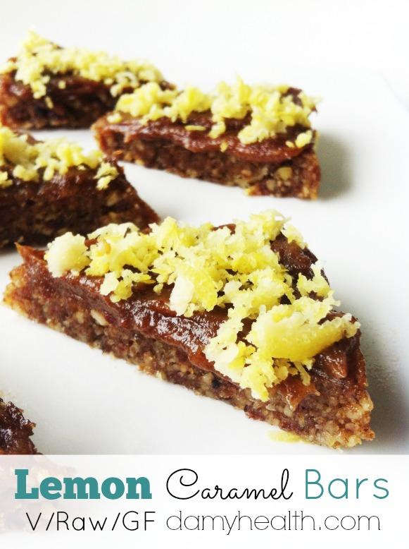 raw vegan lemon squares1