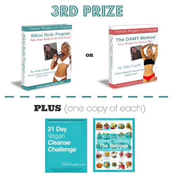 third prize