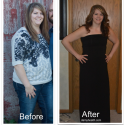 Sara Before and After Testimonial