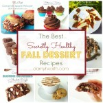 The Best Secretly Healthy Fall Dessert Recipes