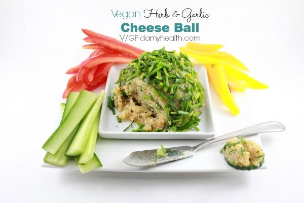 Healthy Cheese Ball Recipe1
