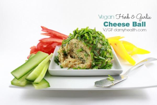 Vegan Cheese Ball Recipe1