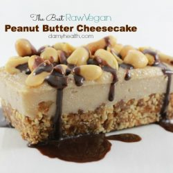 healthy peanut butter cheesecake1