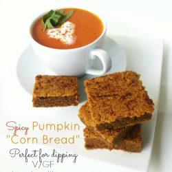 spicy pumpkin cornbread