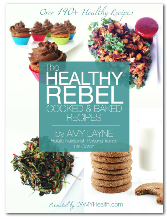 Healthy Rebel Cooked and Baked Recipes